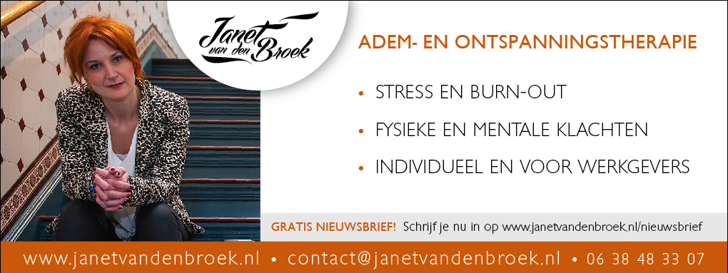 Praktijk Janet van den Broek sponsort asielblad Beestenbende van Dierentehuis Stevenshage!