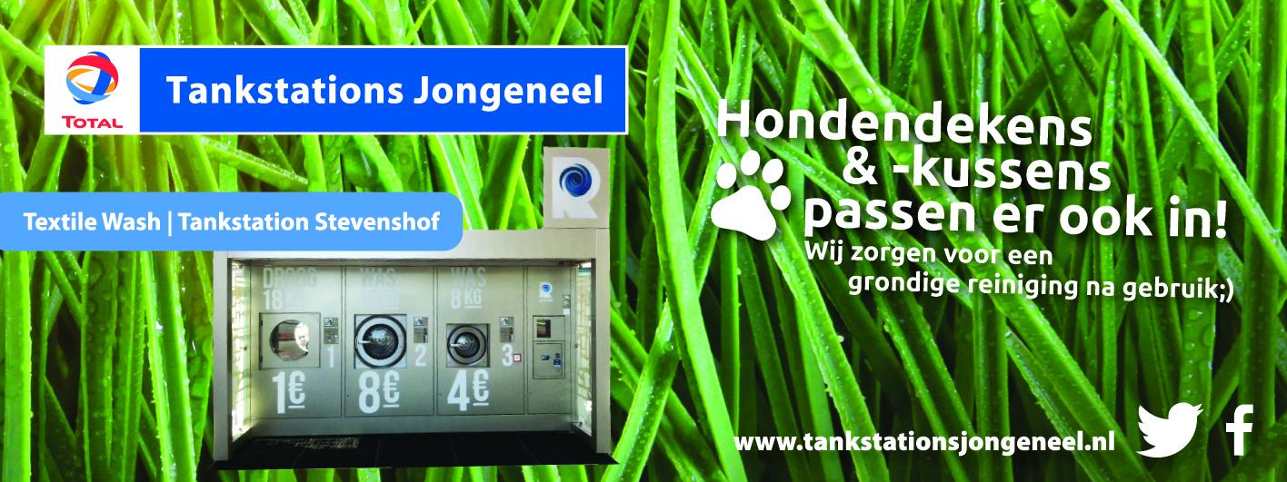 Tankstations Jongeneel sponsort asielblad Beestenbende van Dierentehuis Stevenshage!