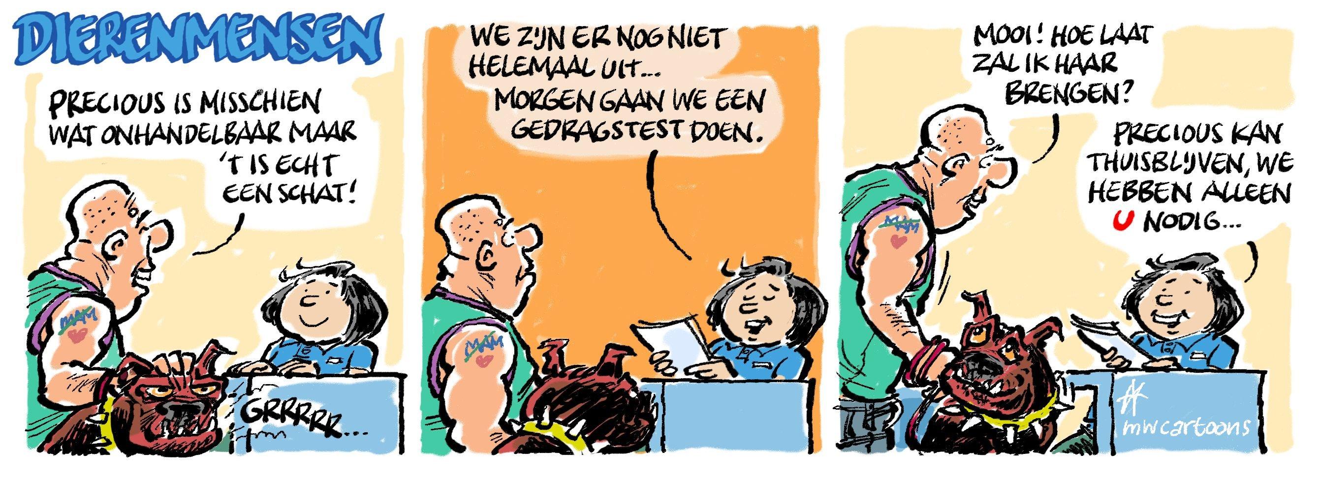 Dierenmensen Zomer 2018 - Maarten Wolterink