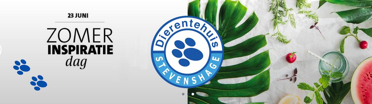 Kom op zaterdag 23 juni naar de kraam van Dierentehuis Stevenshage op de Zomer Inspiratiedag bij Intratuin Voorschoten!