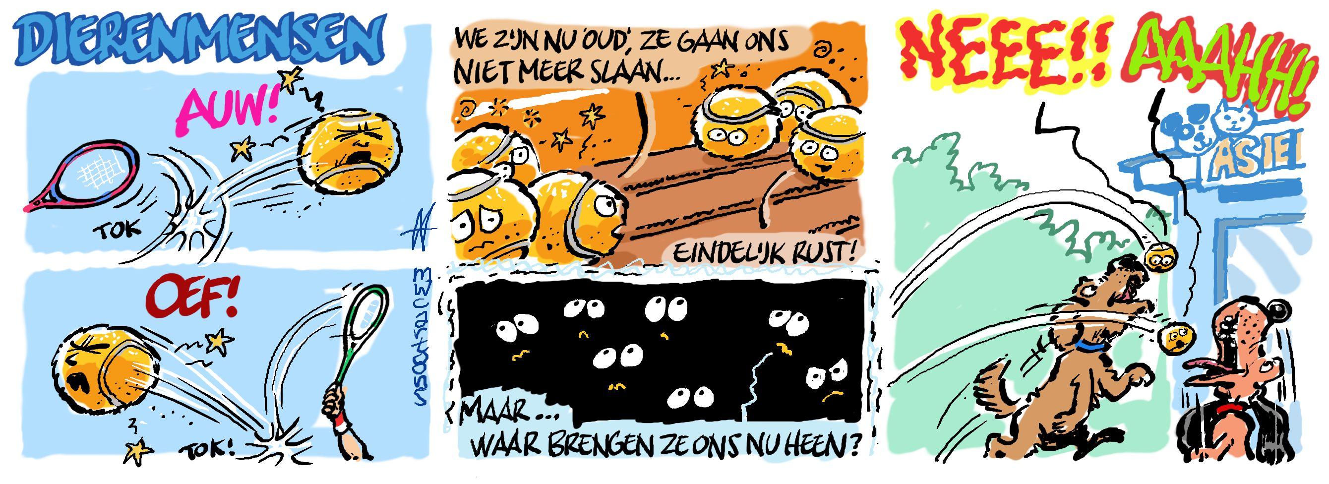 Dierenmensen Winter 2018 - Maarten Wolterink