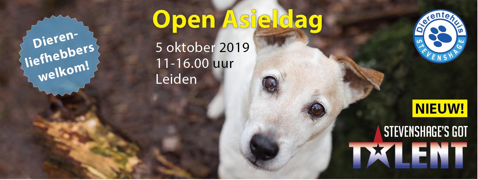 Open Asieldag 2019