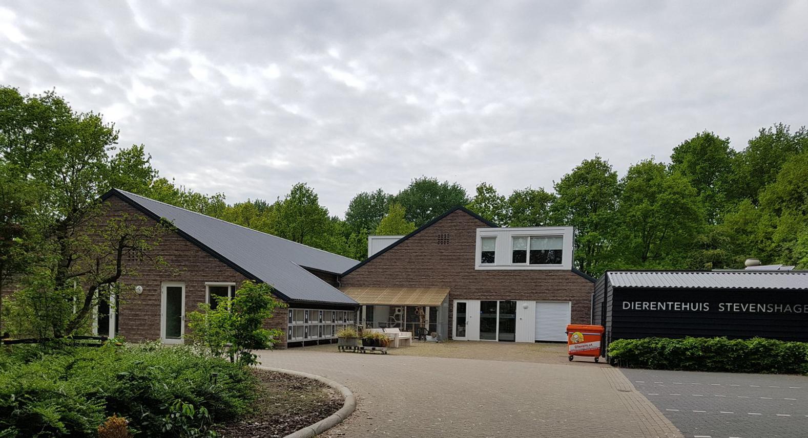 Dierentehuis Stevenshage in Leiden