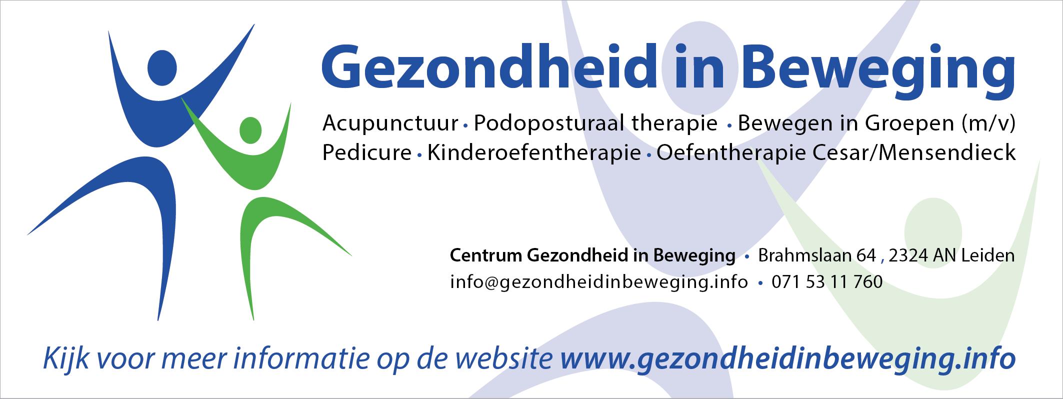 Gezondheid in Beweging steunt Dierentehuis Stevenshage in Leiden!