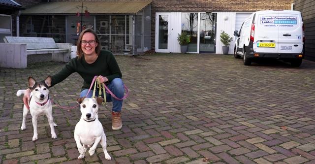 Interview met vrijwilliger Suzan door i-doe Leiden