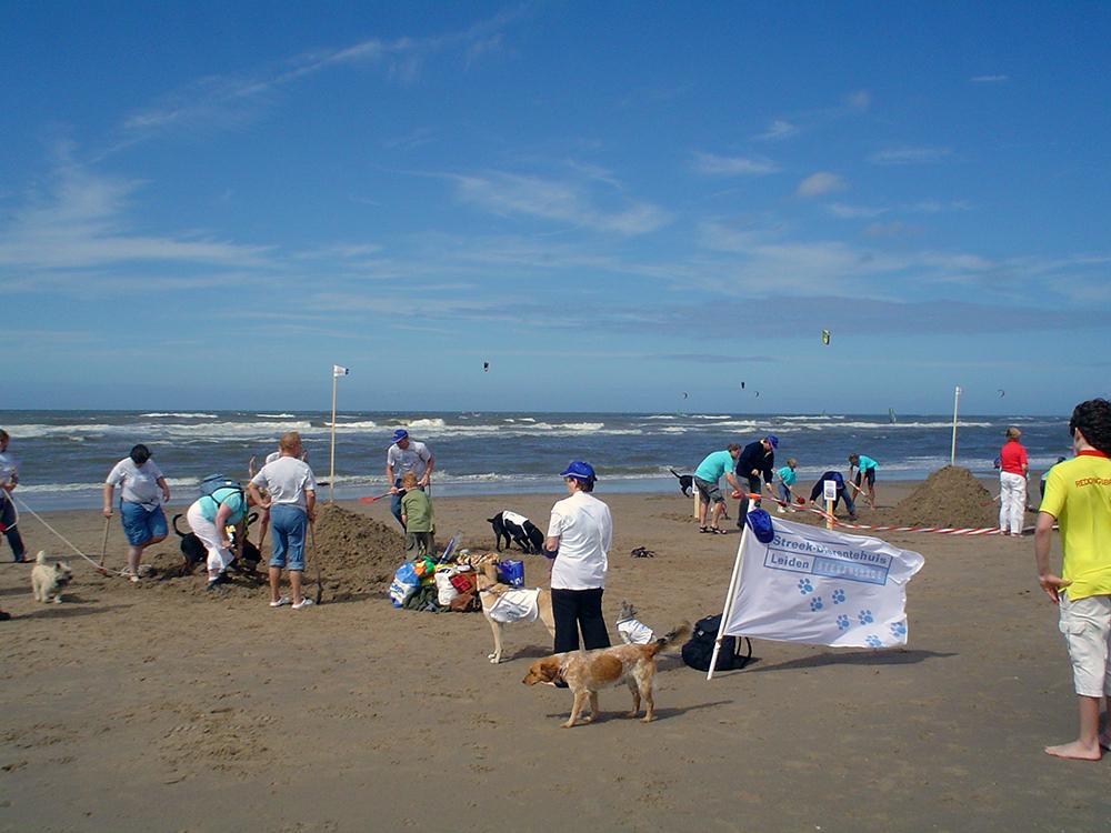 Week van de Zee in Noordwijk in 2007.
